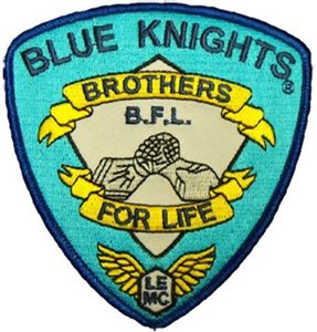 "Embroidered ""Brothers For Life"" Patch"